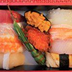 糖質制限下でのお寿司の食べ方